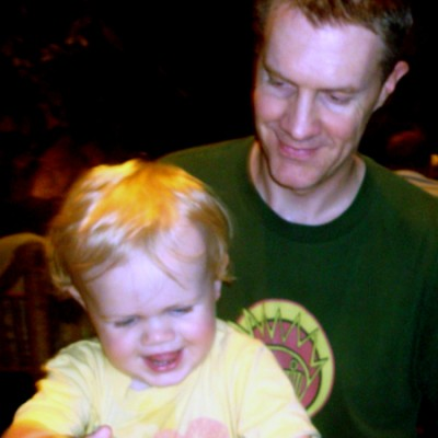 It all began at the Rainforest Cafe…