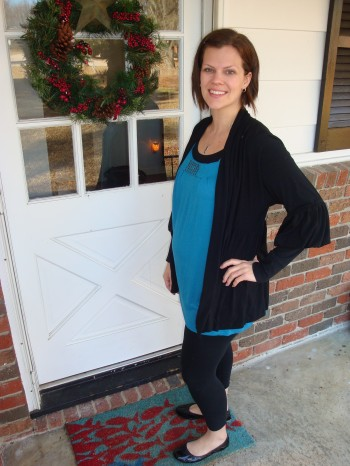 13 Weeks Pregnant with second baby