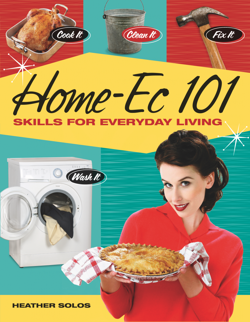 Home Ec 101 Book Review Just Is A Four Letter Word