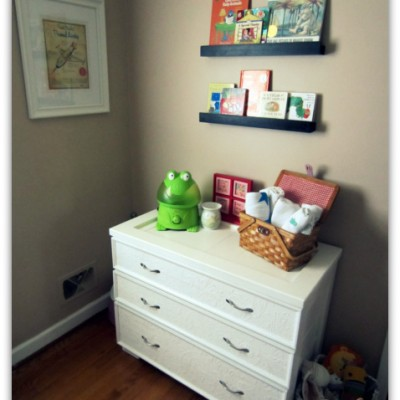 Nursery Sneak Peek: Wordless Wednesday