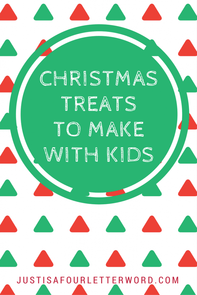 Looking for fun Christmas treats for kids to make? This is a fun roundup of some fun, delicious and cute Christmas treat recipes! Enjoy!