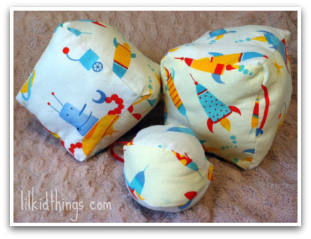 soft blocks for baby