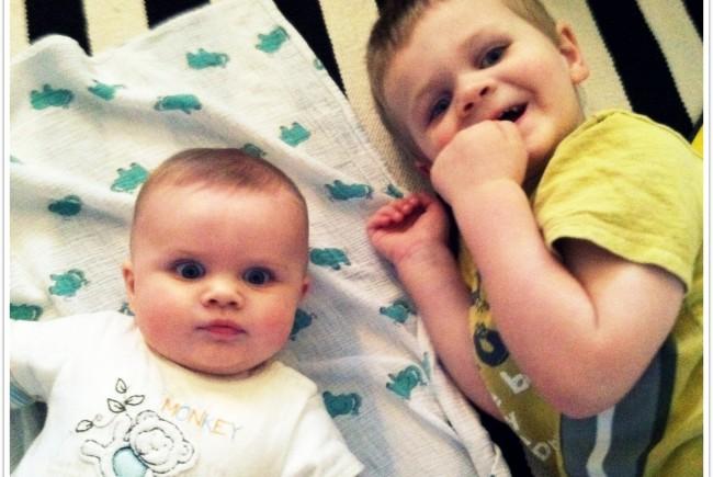 2 fave boys