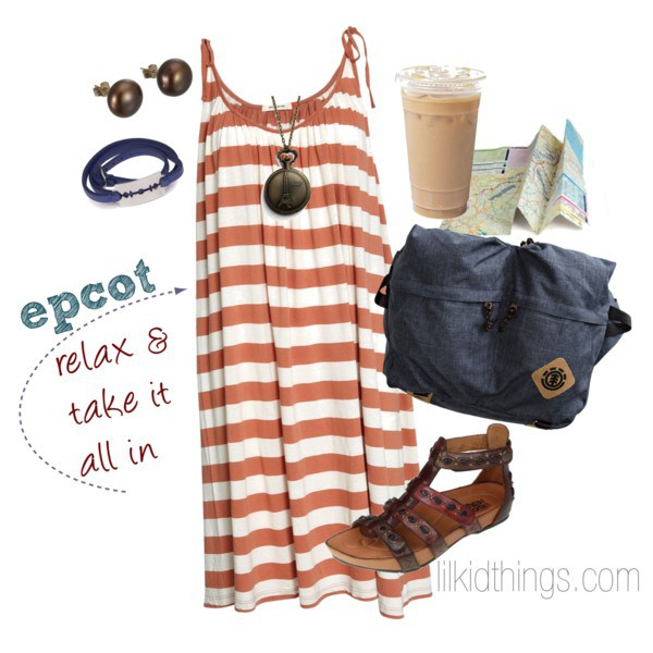 what to wear to epcot outfit idea