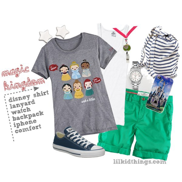 what to wear to magic kingdom outfit idea