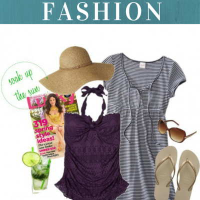 Disney Fashion {Resort Wear}