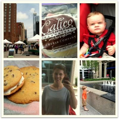 Downtown Raleigh Farmer's Market