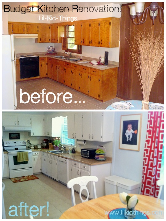 budget kitchen renovation just is a four wallpaper - Affordable Kitchen Remodels