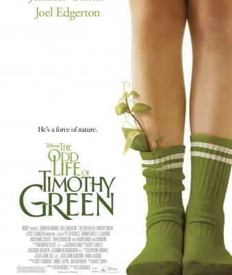 The Odd Life of Timothy Green {movie trailer}