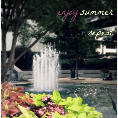 relax & enjoy summer
