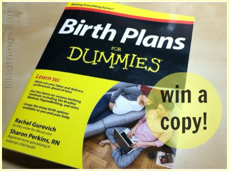 birthplansfordummies