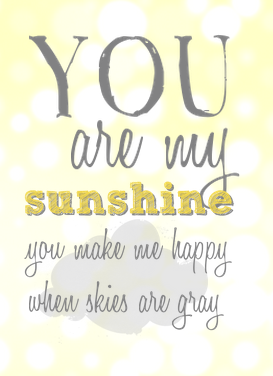 image regarding You Are My Sunshine Free Printable named Totally free Printable Valentine Playing cards - Particularly is a 4 Letter Term