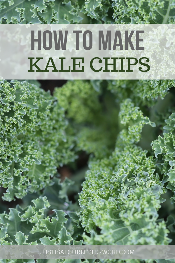 These are seriously so good and I'm going to tell you the secret of how to make kale chips. Because it's SO easy! And healthy! And you can eat them all day!