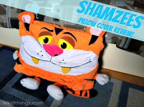 shamzees pilow cover review, andrea updyke, lilkidthings