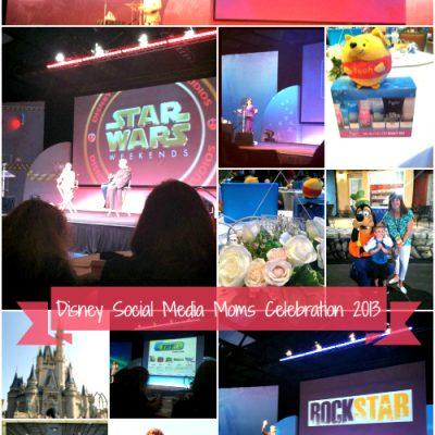Disney Social Media Moms 2013: Conference Day
