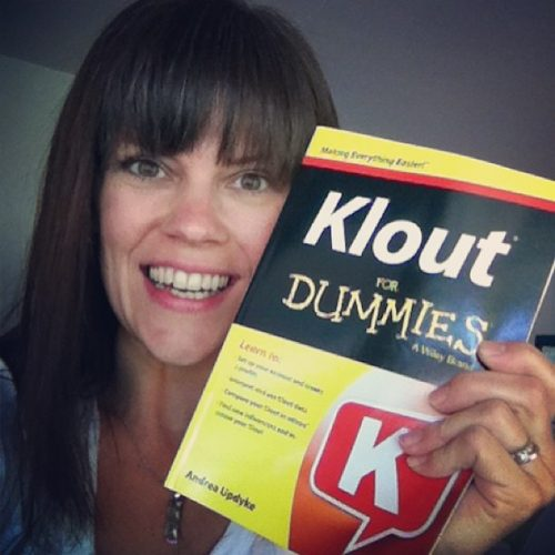 klout book