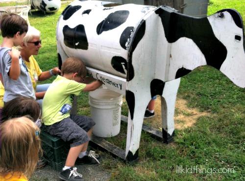 HC milking