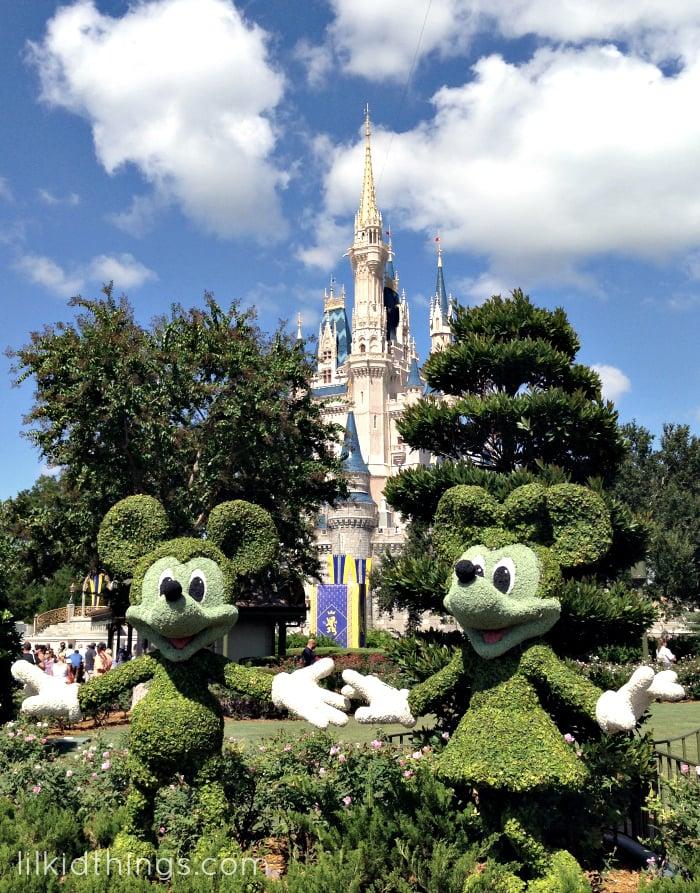 Disney, Castle, Andrea Updyke, Lilkidthings