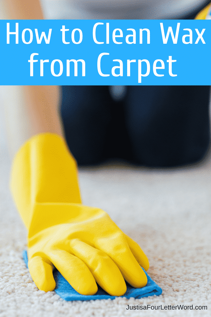 How To Remove Candle Wax From Carpet Just Is A Four