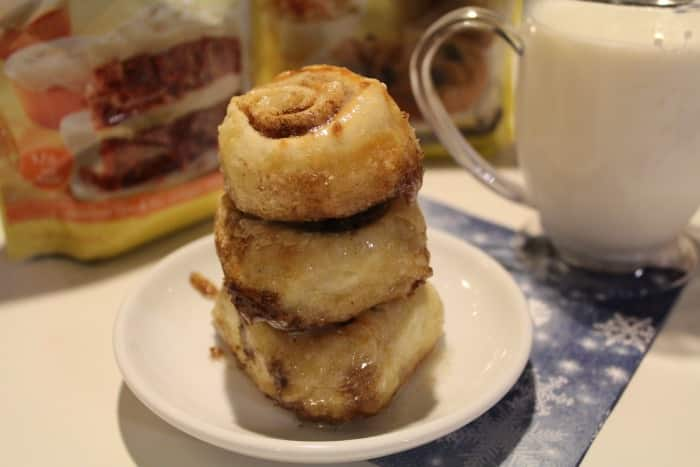 Cinnamon Rolls with Splenda