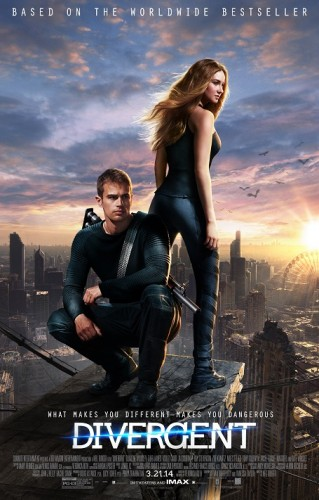 Divergent movie review, andrea updyke, lilkidthings, entertainment, veronica roth