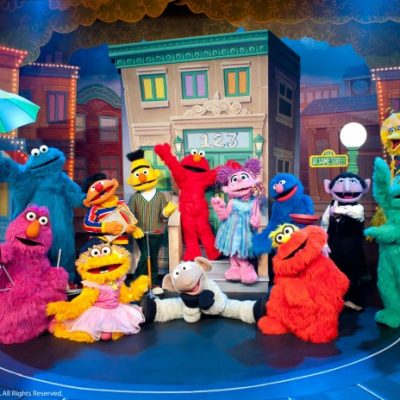 Sesame Street Live: Can't Stop Singing coming to Raleigh