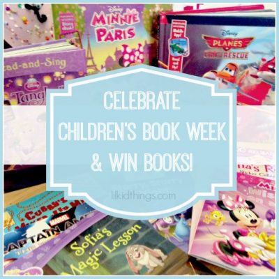 Give a Book, Get a Book for Children's Book Week!