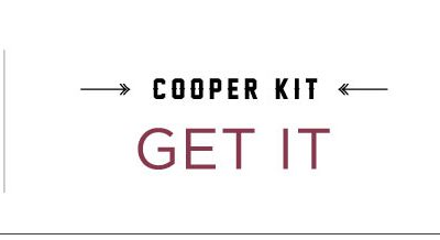 Need a fun Father's Day gift? Check out Cooper & Kid!