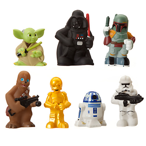 star wars bath toys