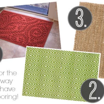 Choosing the Right Entryway Rug