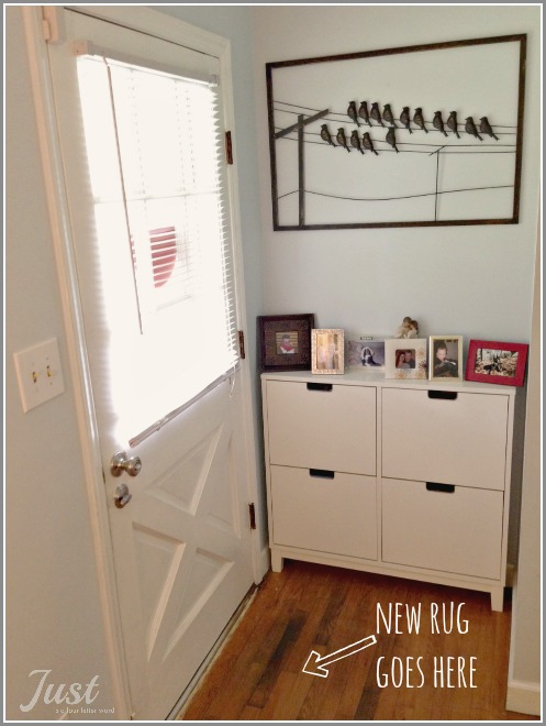 livingroom entry