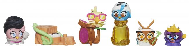 Angry Birds Stella Birds Rock Together Collection
