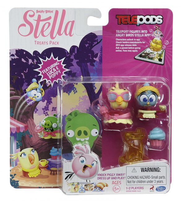 Angry Birds Stella Friends Multipack2
