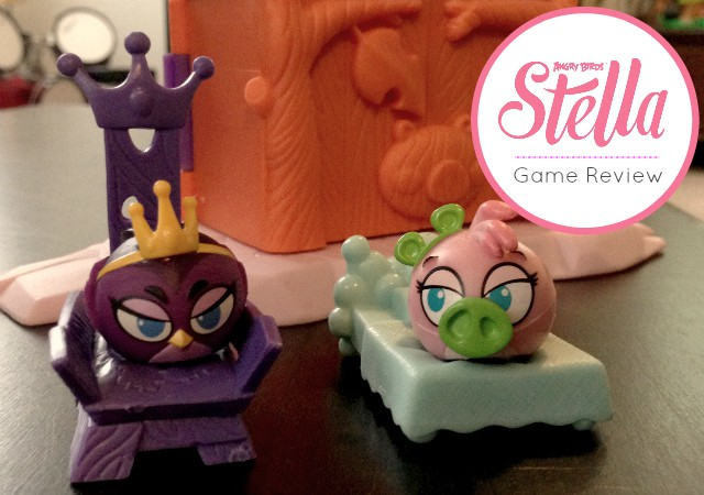 Angry Birds Stella TelePods and Game review