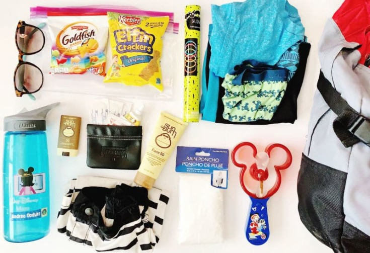 What to Bring in Your Disney World Backpack