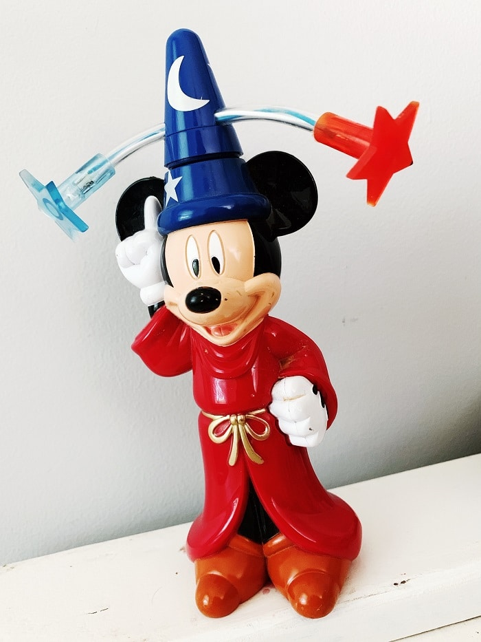 Mickey Light Up Toy