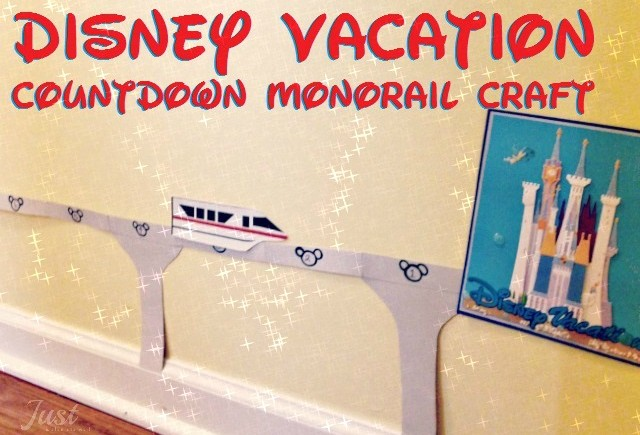 monorail countdown to Disney