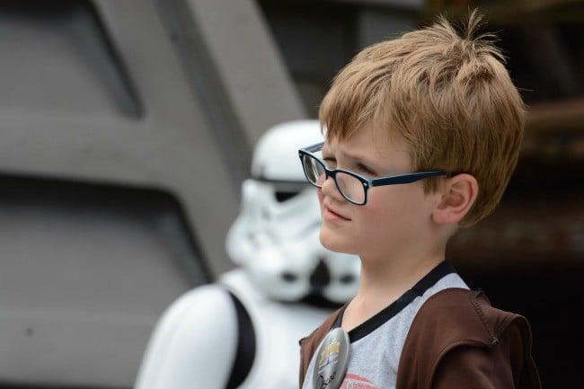 the perfect Jedi