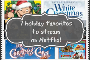 holiday netflix featured