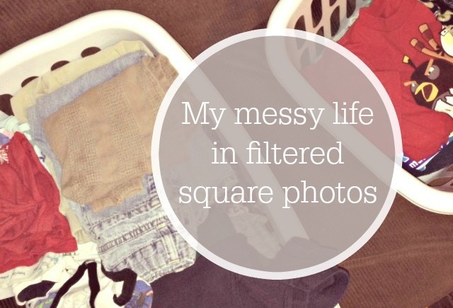 My messy life in filtered square photos