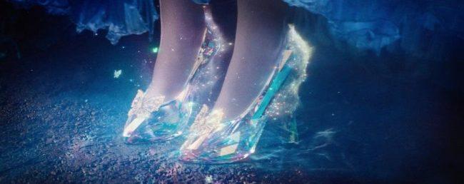 Cinderella54da938126420 slippers