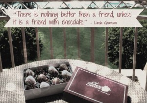 Share the love this Mother's Day with Shari's Berries!