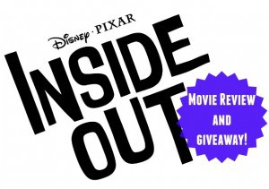 Inside Out: Movie review, free printables and a giveaway!