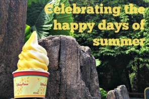 Celebrating the happy days of summer
