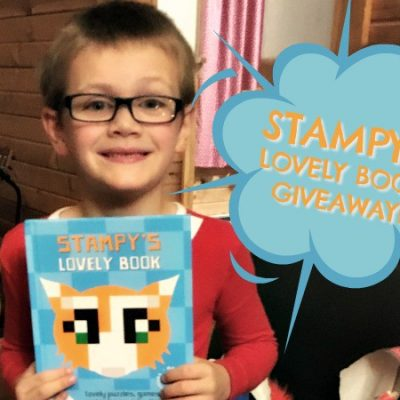 Stampy's Lovely Book (win!)
