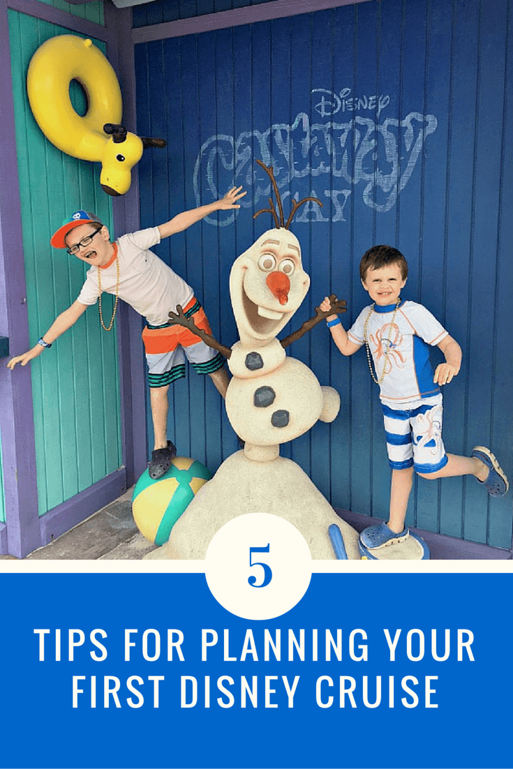 Whether you are sailing on the Disney Dream, Wonder, Fantasy or Magic, check out my secrets and tips for planning your first Disney Cruise.