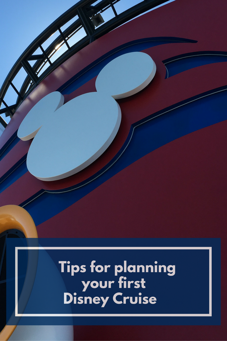 Disney Cruise planning for beginners. What I am doing, what I will skip and what I can't wait to try!