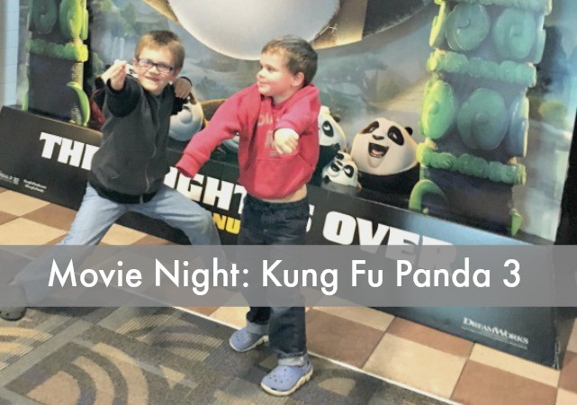 Kung Fu Panda 3: To Skadoosh or not to Skadoosh?