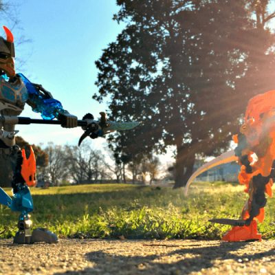 How Netflix and LEGO Bionicle saved Spring Break