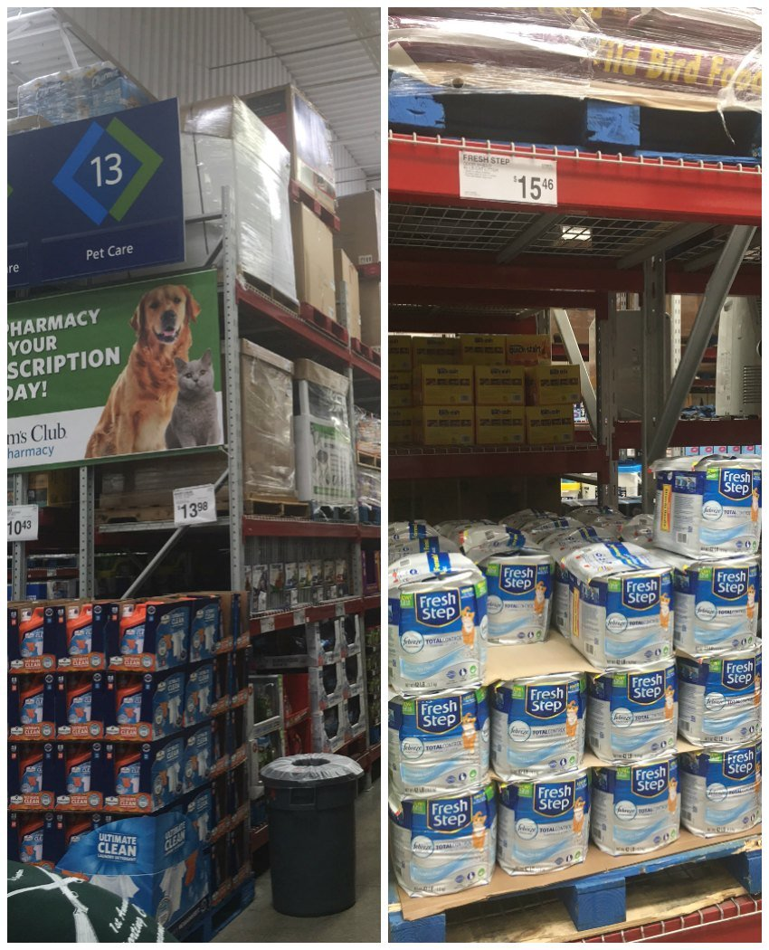 Fresh Step Total Control with the Power of Febreze at Sams Club, DIY Milk Jug Cat Litter Scoop